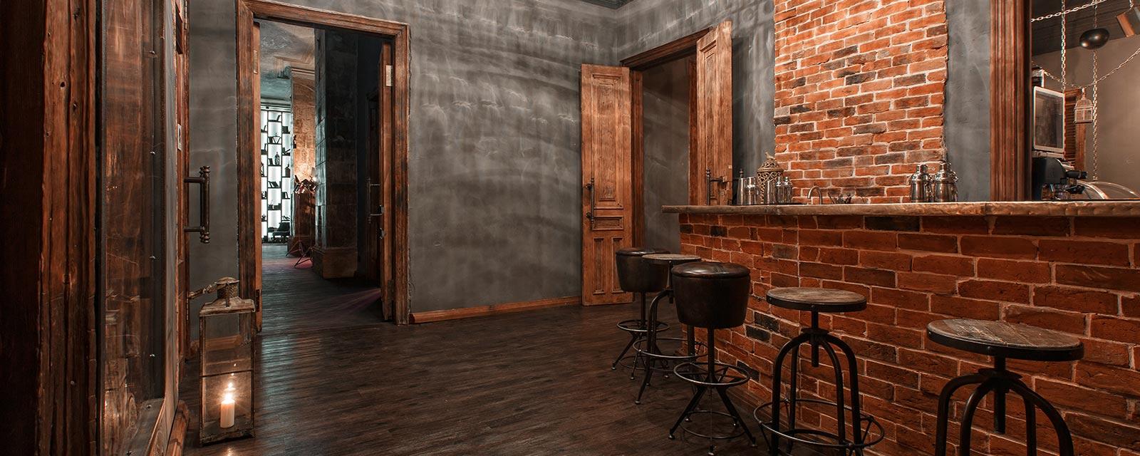 Décoration D Intérieur Peinture Murale mur brut - l'intégrer dans sa décoration | guide artisan