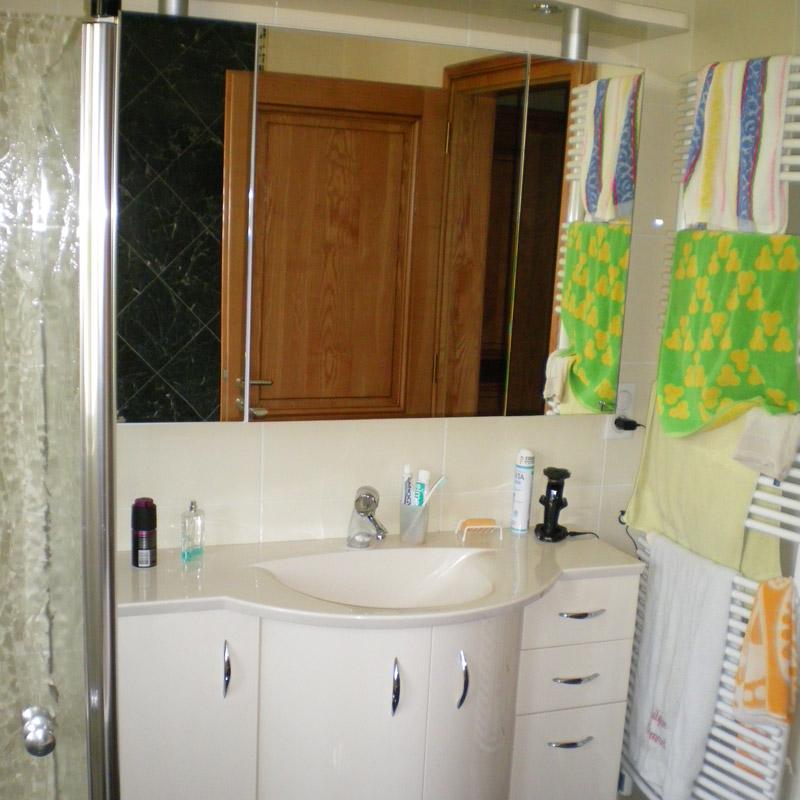 Installation salle de bains for Installation de salle de bain