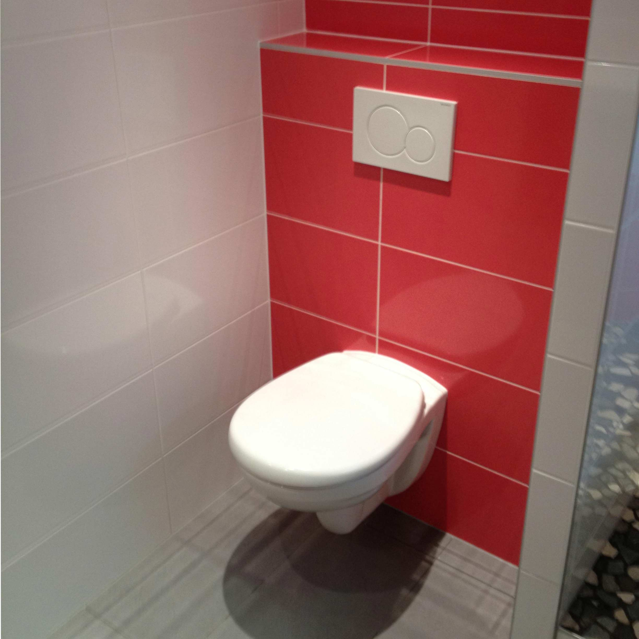 Carrelage design carrelage wc suspendu moderne design for Salle de bain avec wc suspendu