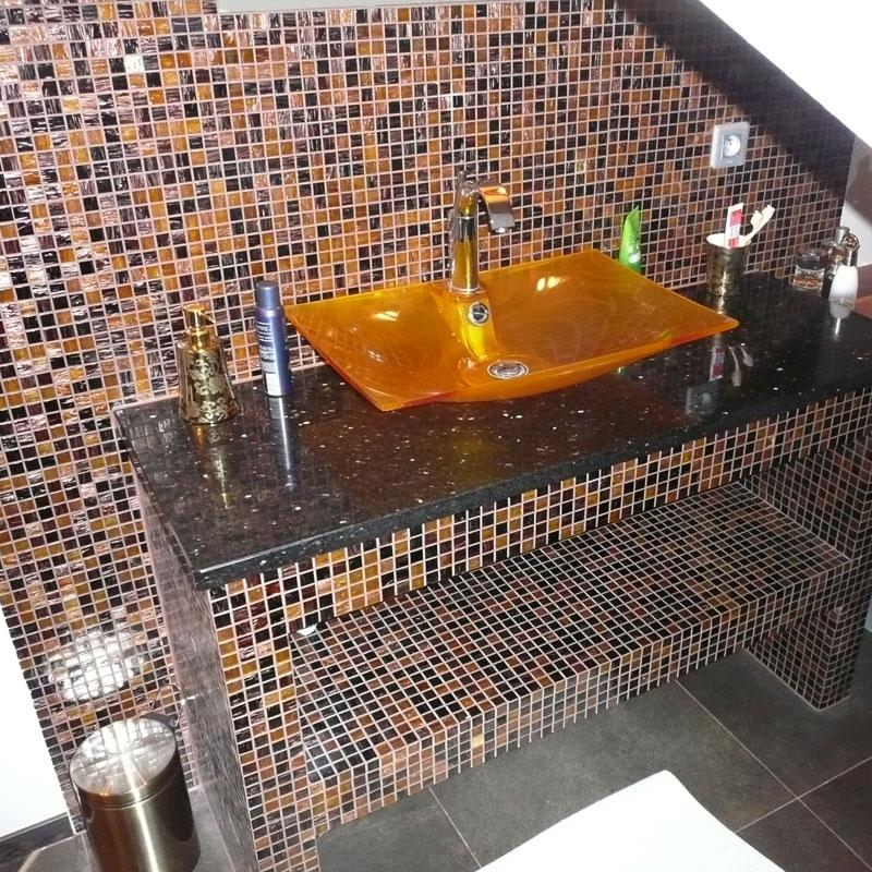 For home carrelage carreleur sausheim 68 guide artisan - Poser faience salle de bain ...