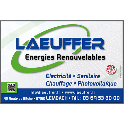Laeuffer Plombier Chauffagiste Electricien A LEMBACH