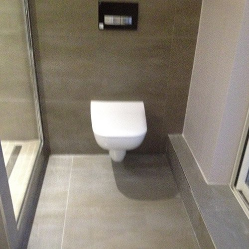 Emejing carrelage pour wc photo images design trends for Carrelage mural wc